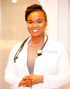 Dr. Keisha Harvey
